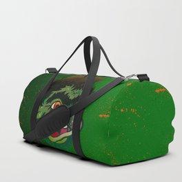 Troll Head Duffle Bag