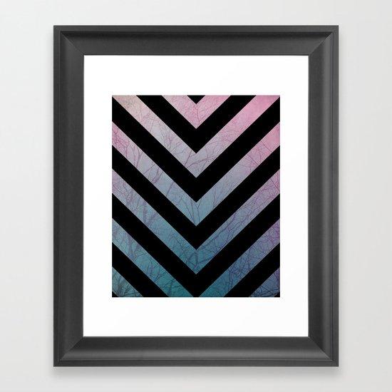 Bold Revisited  Framed Art Print