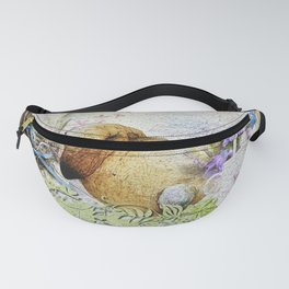 Easter Time Fanny Pack