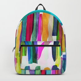 Colorful Stripes 5 Backpack