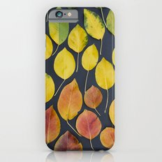 Leaf fall iPhone 6s Slim Case