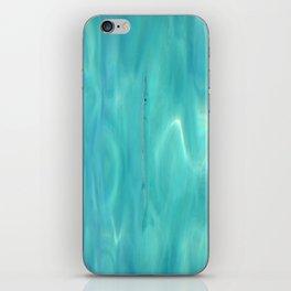 Fish Swimming in the Ocean iPhone Skin
