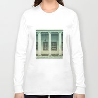 italy Long Sleeve T-shirts featuring Italy by Ivan Kolev