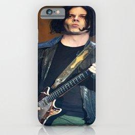 JACK WHITE IYENG 9 iPhone Case