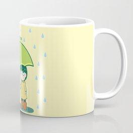 Frog Umbrella Coffee Mug