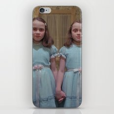 Come And Play With Us iPhone Skin