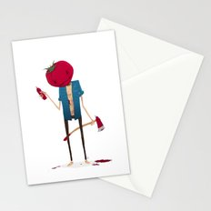 Ketchup? Stationery Cards