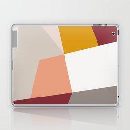 Abstract Geometric 27 Red Laptop & iPad Skin