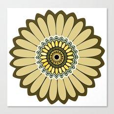 Flower 17 Canvas Print