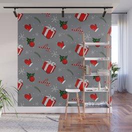 Winter holiday Wall Mural