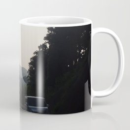 Hakone Mountains Coffee Mug