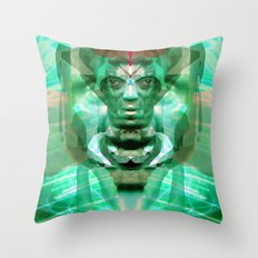 Cosby #6 Throw Pillow