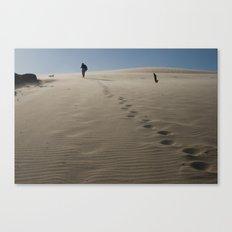 dunas Canvas Print