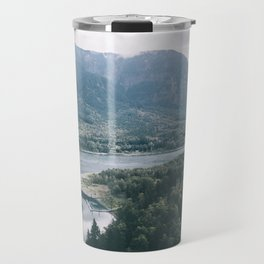 Columbia River Gorge IV Travel Mug