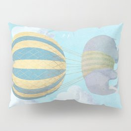 Escape From the Circus Pillow Sham