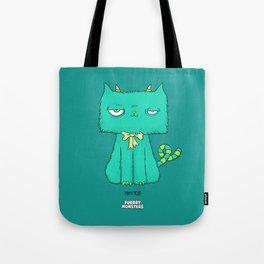 Furrrycat Tote Bag