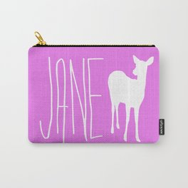 Jane Doe Carry-All Pouch