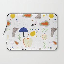 Fruit & Shapes Laptop Sleeve