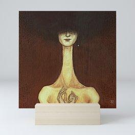 La Femme Fatale Mini Art Print