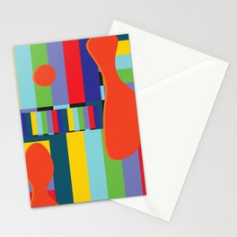 Lava Malfunction Stationery Cards