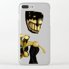 I catch you Clear iPhone Case