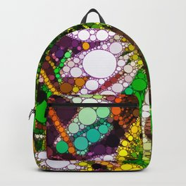 Prickly flower to you Backpack