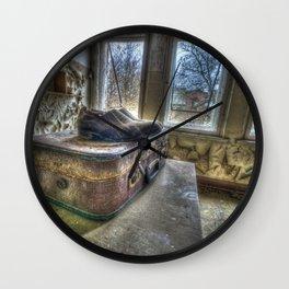 Lost traveller  Wall Clock
