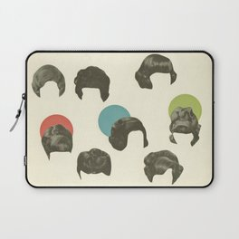 Hair Today, Gone Tomorrow Laptop Sleeve