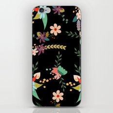 Beautiful Floral iPhone & iPod Skin