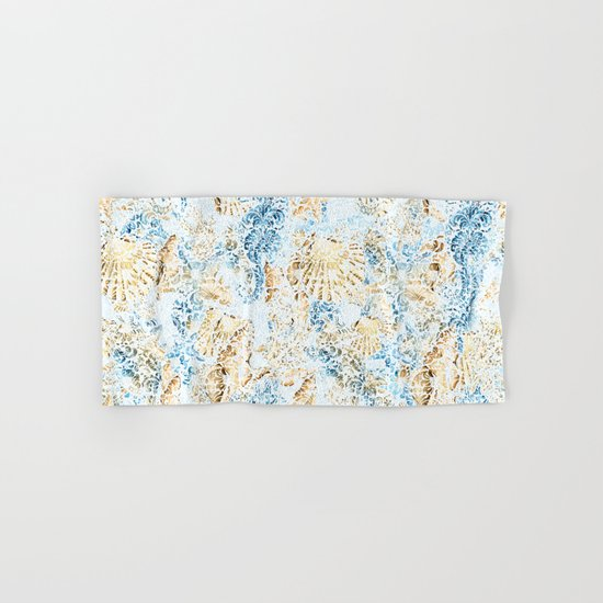 Sea & Ocean #9 Hand & Bath Towel