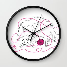Conqueror Wall Clock