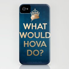 What Would Hova Do? - Jay-Z iPhone (4, 4s) Slim Case