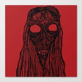 Zombie Jesus Canvas Print