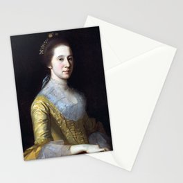 Charles Willson Peale Margaret Strachan (Mrs. Thomas Harwood) Stationery Cards