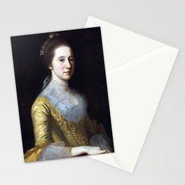 Charles Willson Peale Margaret Strachan (Mrs. Thomas Harwood) Stationery Cards
