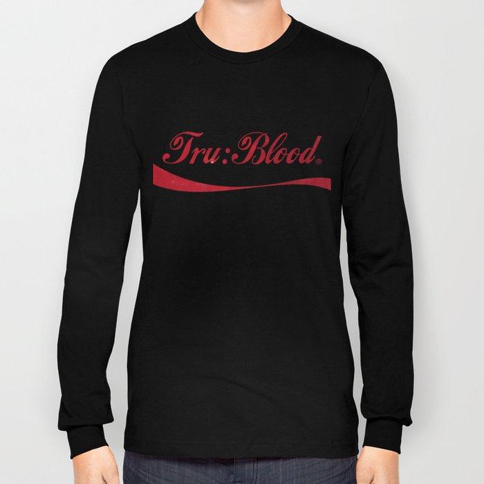 Tru:Blood Long Sleeve T-shirt