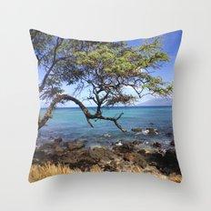 Hawaii 1 of 2 Throw Pillow