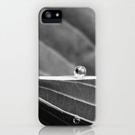 where they landed iPhone Case