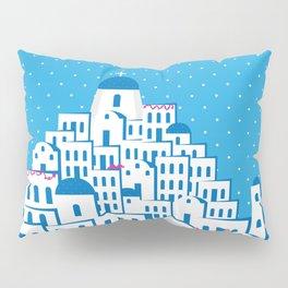 Santorini Pillow Sham