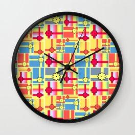 Christmas gifts Wall Clock