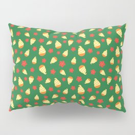 Tiki Birds Ice Cream Date Pillow Sham