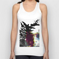 hunter s thompson Tank Tops featuring Hunter S by theCword
