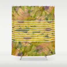 buket Shower Curtain
