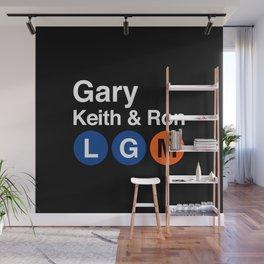Gary Keith & Ron Wall Mural