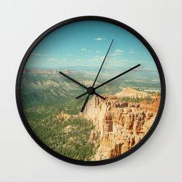 Inspiration Canyon Wall Clock