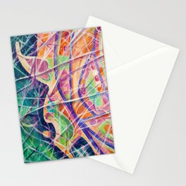 belem . lisbon coast Stationery Cards