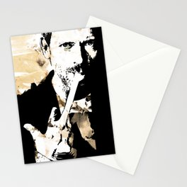 Hugh Laurie/Dr. Gregory House Stationery Cards