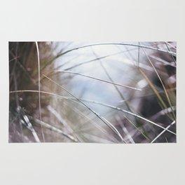 Sand Dune Grasses Perranporth Rug
