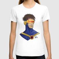 cyclops T-shirts featuring Cyclops by Matthew Bartlett
