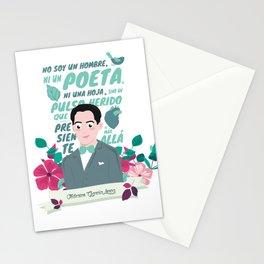 Federico García Lorca Illustration Stationery Cards